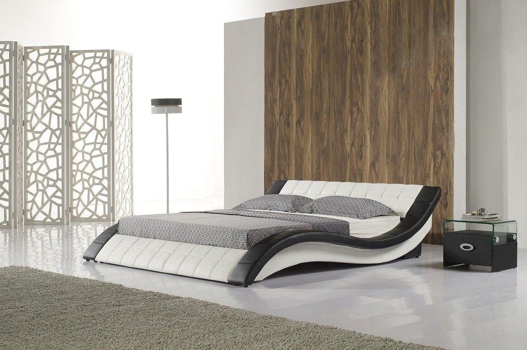 Balta, moderni dvigule lova Manila su juodais sonais