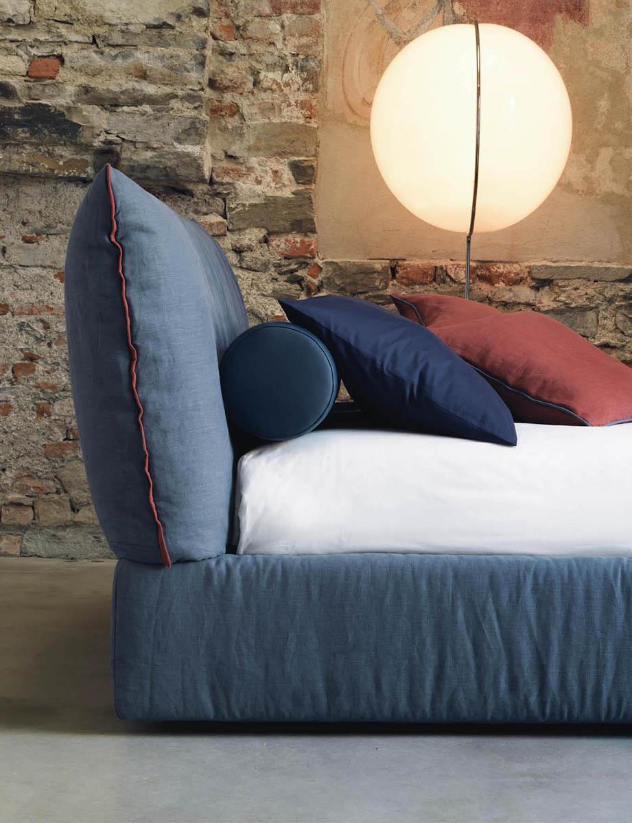 Melynos, modernios dvigules lovos Linn galvugalis
