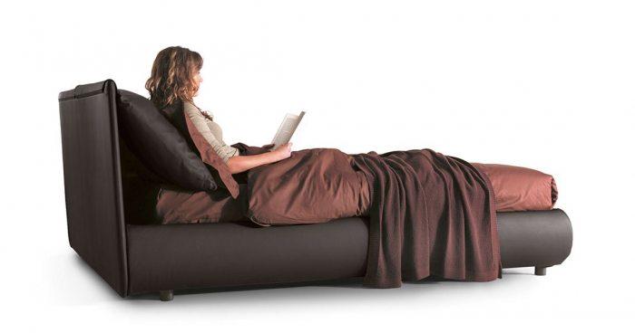 Ruda, moderni dvigule lova Heaven su pagalvemis