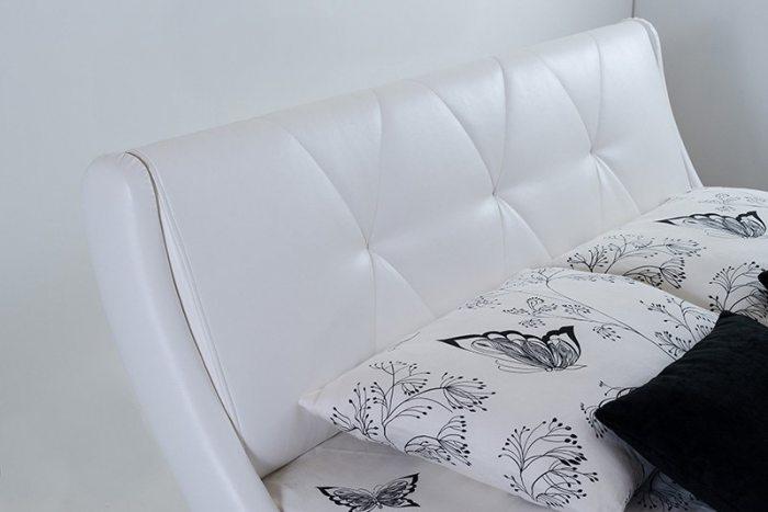 Dvigulė-balta-lova-Nica-Mini-galvugalis