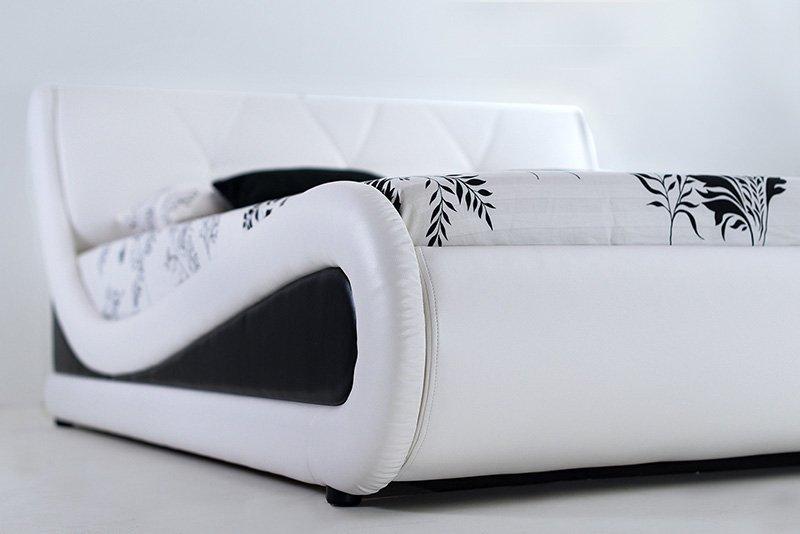 Dvigulė-balta-lova-Nica-Mini-intarpas