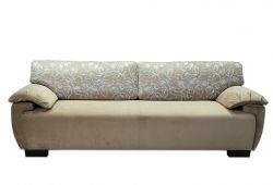 Kreminė, moderni, sofa-lova Malaga