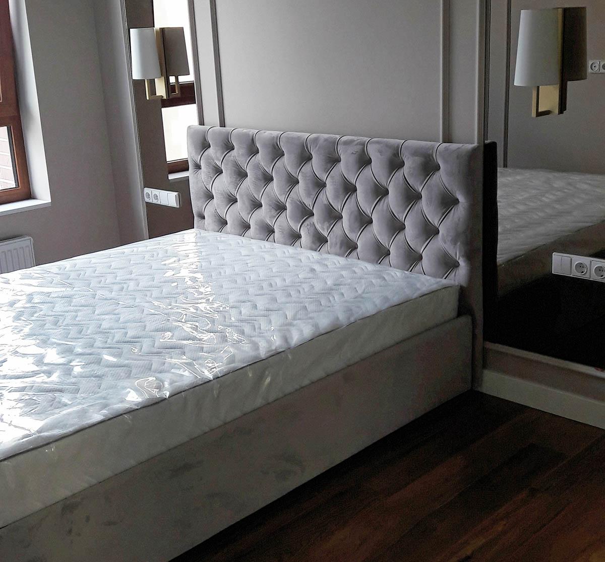 Pilka, klasikine dvigule lova Harmony, atsiliepimai