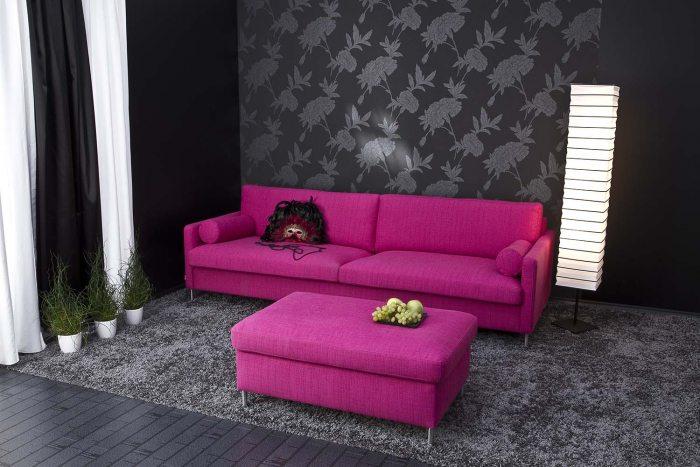Rozine, moderni sofa Colorado
