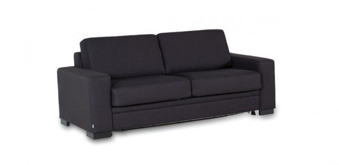 Pilka, klasikine sofa Preston