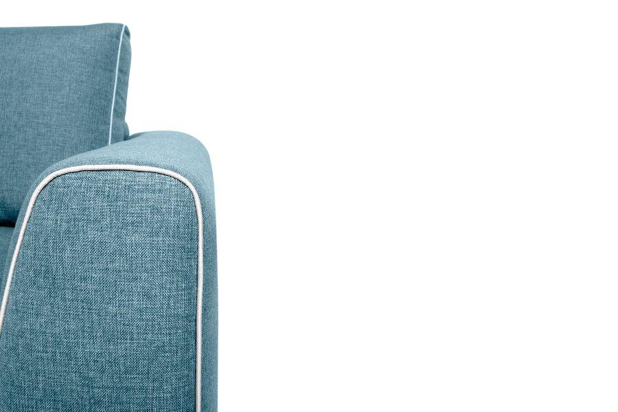 Melynos, modernios sofos Kiruna porankiai