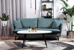 Zalia, moderni, dviviete sofa Smogen interjere