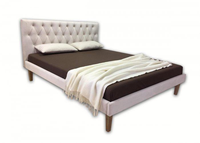 Kremine, klasikine dvigule lova Imperial