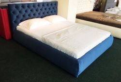 Melyna, klasikine, dvigule lova Harmony, ekspozicija