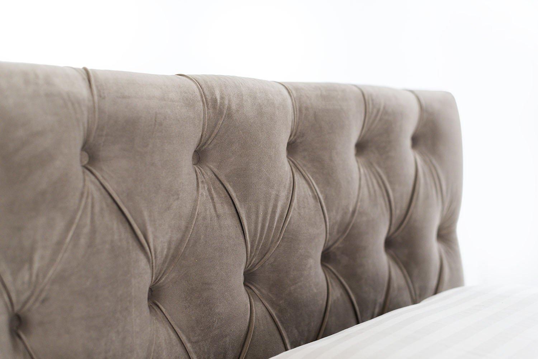 Rusva, klasikine, dvigule lova Imperial