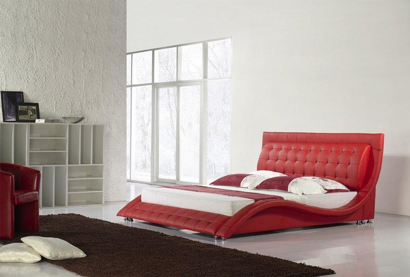 Raudona, moderni dvigule lova Elis