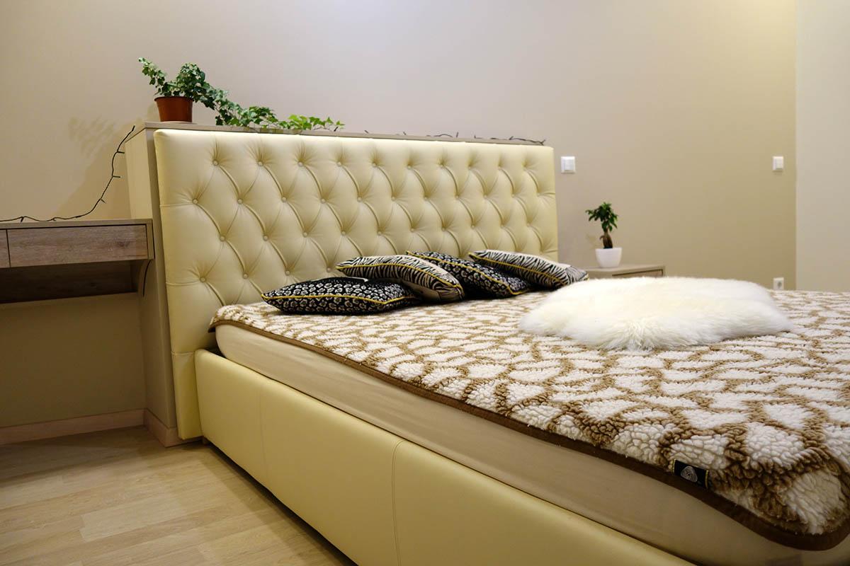 Kremine, klasikine dvigule lova Harmony, Atsiliepimai