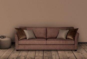 Ruda, klasikine sofa Felicia