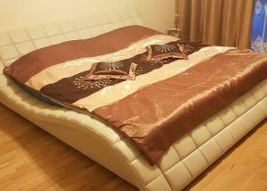 Balta dvigulė lova Manila, atsiliepimas
