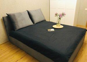 Pilka dvigulė lova Heaven-Dream, kliento atsiliepimas