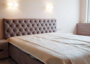 Rusva dvigulė lova Harmony, kliento atsiliepimas