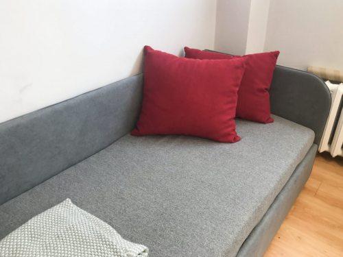 Viengulė lova Kara ekspozicija