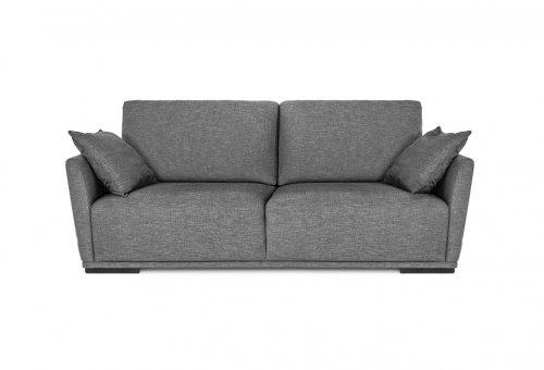Sofa-Carisma-triviete-pilka