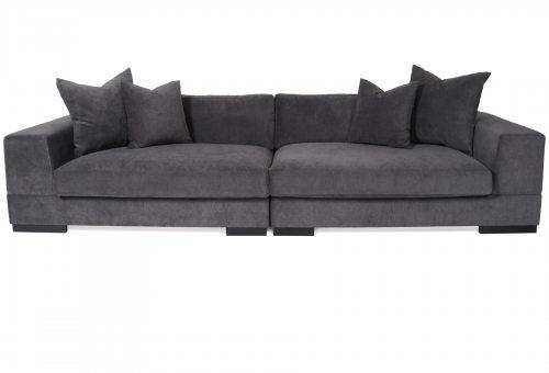 Sofa-Lazy-tamsiai-pilka-priekis