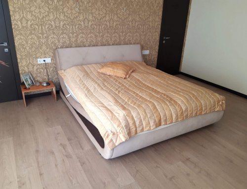 Zbignev iš Vilniaus įsigijęs lovą Nica Mini