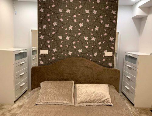 Viktorija iš Vilniaus įsigijusi lovą Amazon