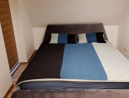 Sandra iš Utenos įsigijusi lovą Hera