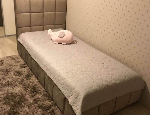 Rūta iš Kauno įsigijusi lovą Lotos